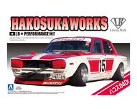 Hakosuka Works LB Performance LB-Works/Skakotan Koyaji Choice Nissan Skyline 4Door