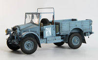 British Light Truck CS8 - late version