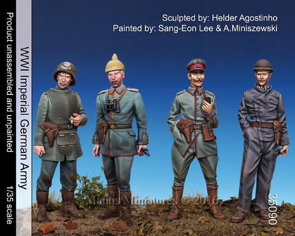 WWI Imperial German Army