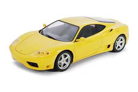 Kuvahaun tulos: tamiya Ferrari 360 Modena Yellow Version