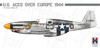 P-51B Mustang U.S. Aces over Europe 1944 - Image 1