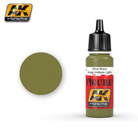 AK3115 Olive Green / Green Uniform Lights