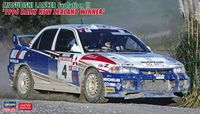 "Mitsubishi Lancer Evolution III ""1996 Rally New Zealand Winner"""
