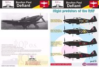 Boulton Paul Defiant - Night predators of the RAF