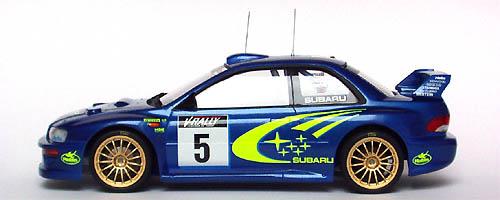 Subaru Impreza WRC 1999 Tamiya 24218