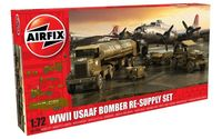 WWII USAAF 8th Air Force Bomber Resupply Set