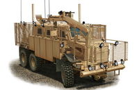BUFFALO 6x6 MPCV w/Slat Armour Version & Spaced Armour Version