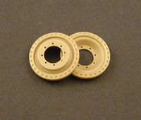 Spare Wheels for Crusader Cruiser Tank