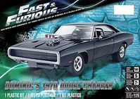 FAST FURIOUS DOMINICS 1970 DODGE CHARGER