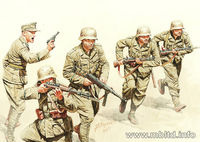 GERMAN INFANTRY ZUM STURM! VORWARTS