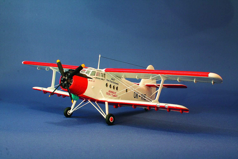 Antonov An-2 Civil version