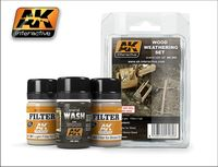 AK 260 Wood Weathering set