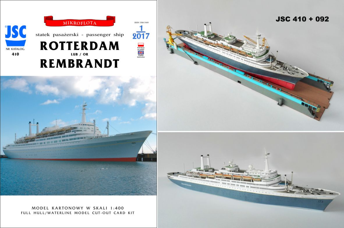 ROTTERDAM oder REMBRANDT     JSC 410