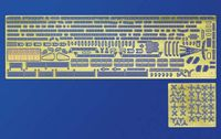 IJN Aircraft Carrier Unryu Photo Etched Parts - Image 1