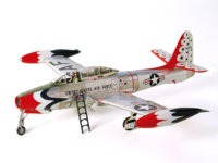 F-84G Thunderbirds