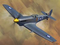 Supermarine Spitfire Mk.XVIE (International Service)