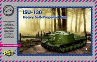 ISU-130 Heavy Self-Propelled Gun