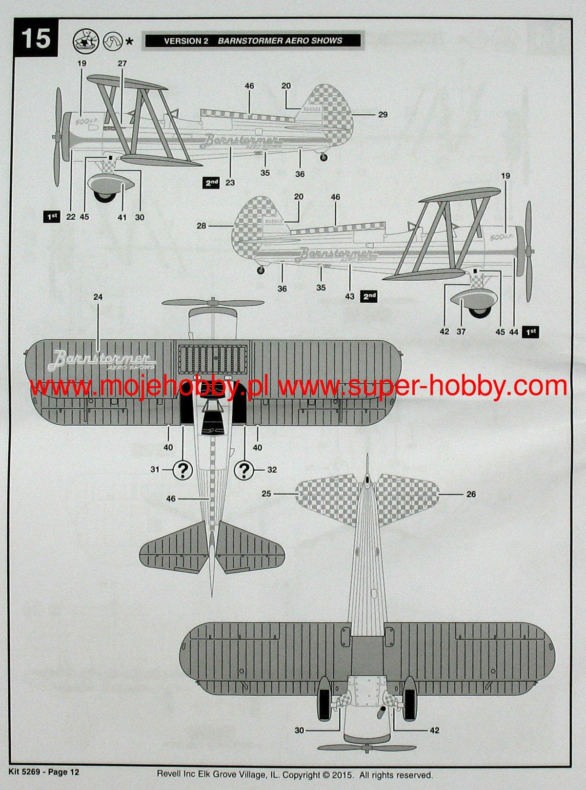Stearman Aerobatic Biplane