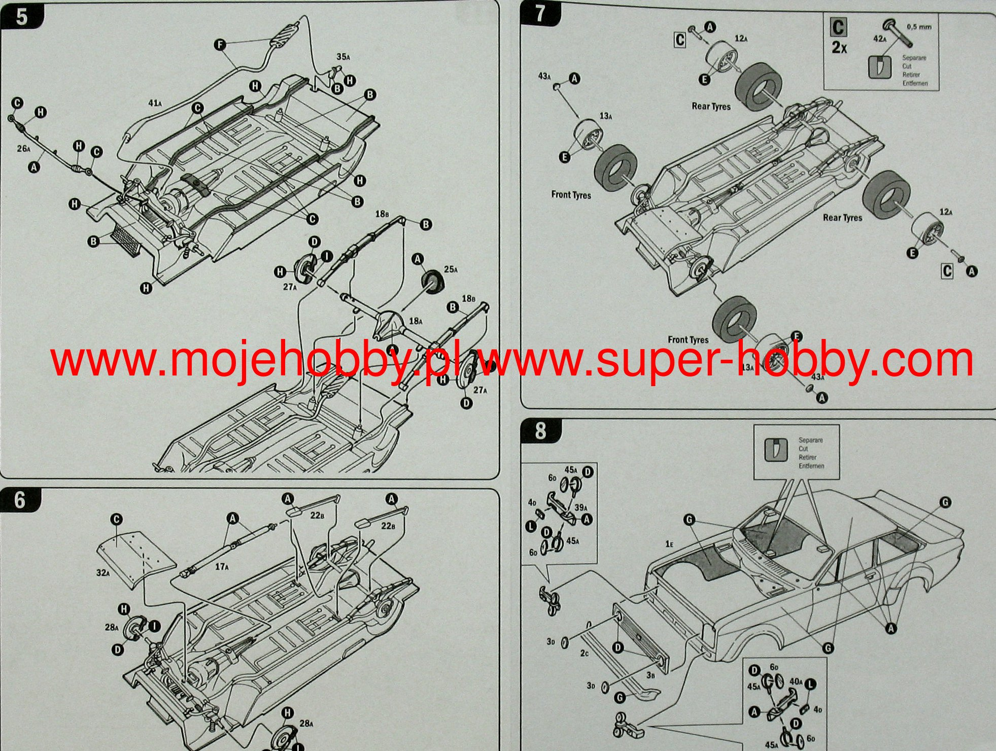Ford Escort Mk2 Wiring Diagram Ford Technical Information System