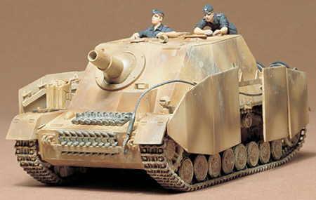 Tamiya 35077 Maquette 1//35 Sturmpanzer IV Brummbär