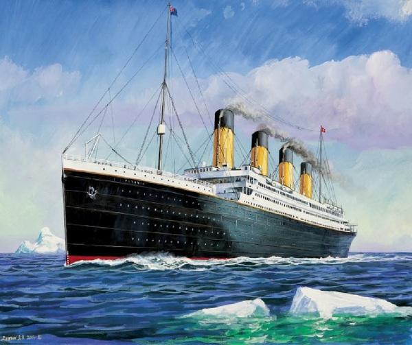 Titanic Länge
