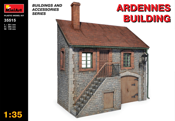 ARDENNES BUILDING - Image 1