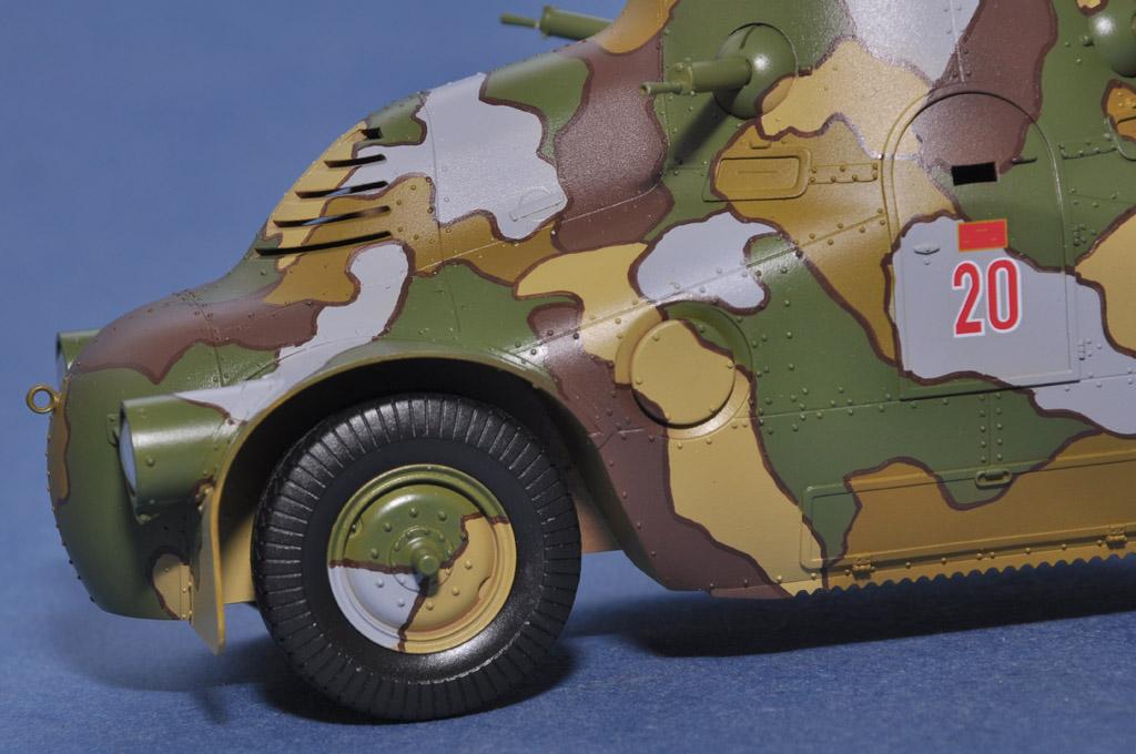Neu Hobbyboss 83888-1:35 Skoda PA-2 Turtle