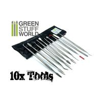 Sculpting Tools SETx10