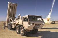 "M1120 Terminal High Altitude Area Defense Missile Launcher - ""Black Label Series"""