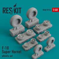 F-18 Super Hornet wheels set