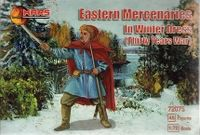 Eastern Mercenaries in Winter Dress (Thirty Years War)