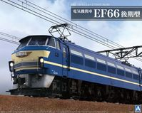 Electric locomotive EF66 Late Type