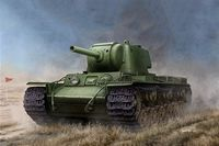 Russian KV-9 Heavy Tank