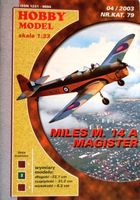 Miles M.14A Magister - Image 1