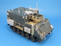 IDF M577 Mugaf Early Conversion set (for Tamiya)