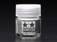 Tamiya Paint Mixing Jar Mini 10 ml (Round)