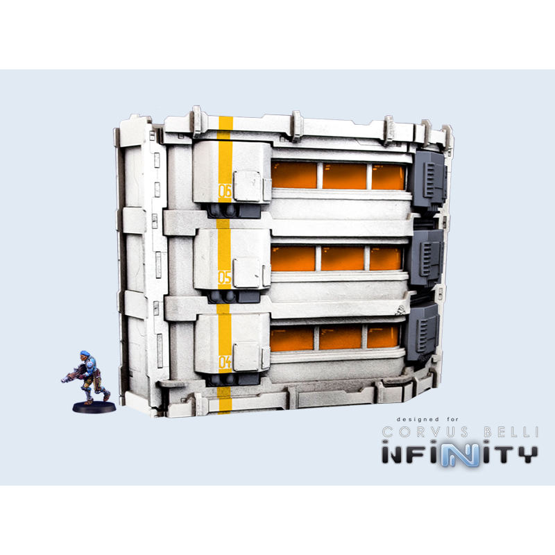 1 F00033 Habitat Tower