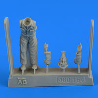 German Mechanic Office WWII Figurines HOBBY BOSS - Image 1