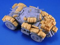 Staghound Stowage set (For Bronco Model) - Image 1