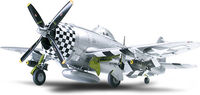 Republic P-47D Thunderbolt  Bubbletop