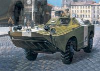 BRDM-1 armored vehicle