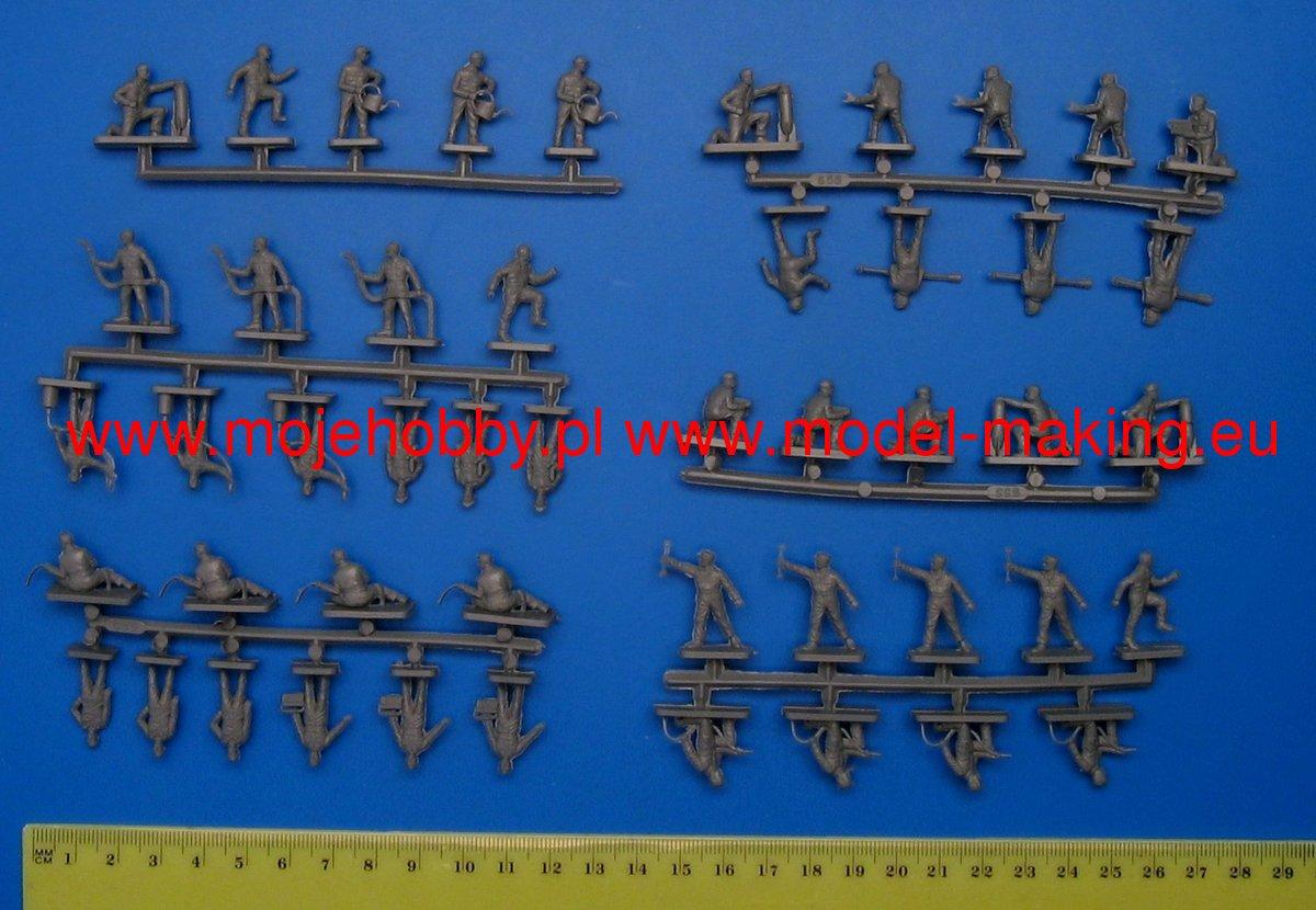 Heller 49655 Plastikmodellbau 1918 1945 2.Weltkrieg Deutsche Luftwaffe Personal