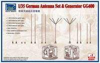 German Antenna Set & GG400 Generator