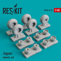 Sepecat Jaguar wheels set