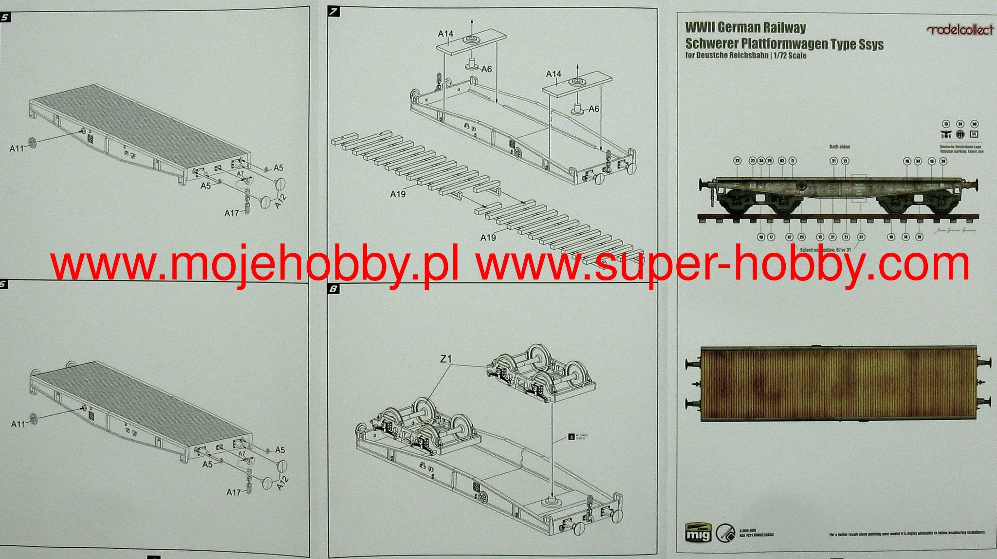 Details about  /T-MODEL TK7306 1//72 German 80T Type SSyms Schwerer Platformwagen