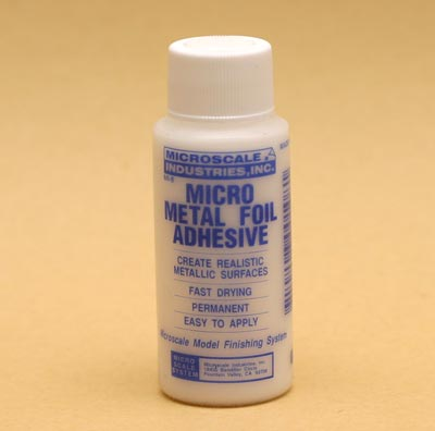 Microscale Metal Foil Adhesive - Image 1