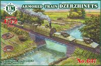 Armored train Dzerzhinets - Image 1