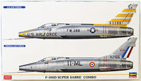 F-100D Super Sabre Combo (2 kits) Limited Edition