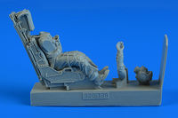 Fighter Pilot with ej Aerobonus 320.139-1:32 U.S.A.F seat for F-86 Sabre
