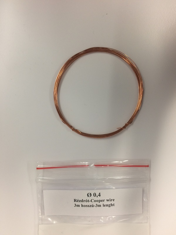 Copper Wire 0.4mm - Image 1